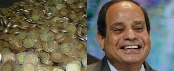 السيسي يضع عينه على مدخرات المصريين بالبنوك