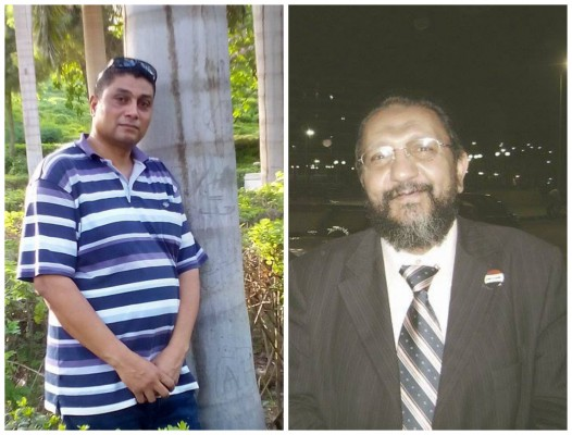 """اغتيال داخلية الانقلاب للدكتور """"محمد كمال"""" ومرافقه """"ياسر شحاته"""""""