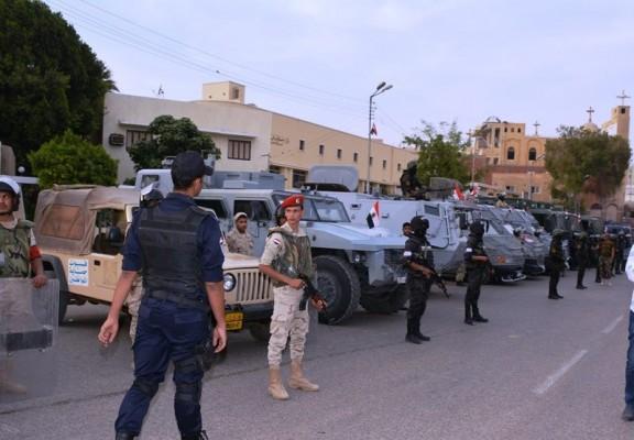 مصر ثكنة عسكرية