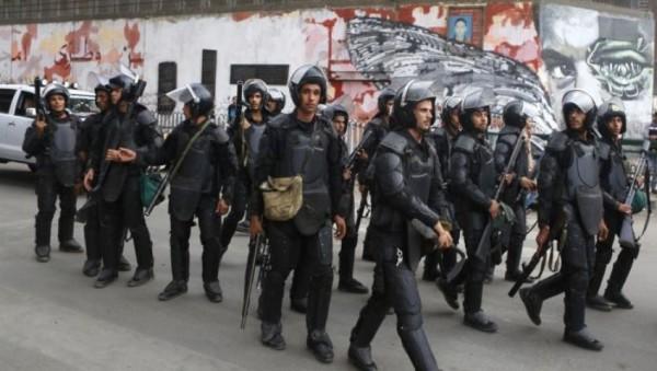 ثورة الغلابة قليلٌ من المتظاهرين وكثيرٌ من ميليشيا السيسي