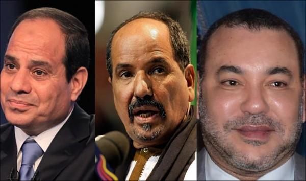 أومة وانسحابات من القمة العربية الأفريقية بسبب مشاركة السيسي والبوليساريو