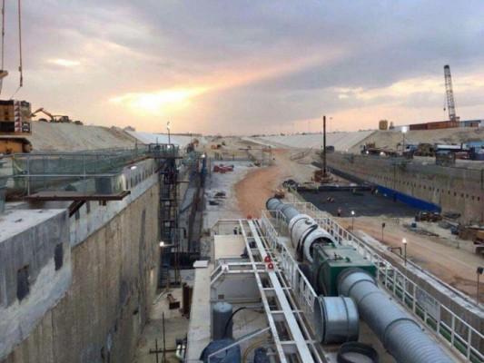 مياة النيل في فلسطين المحتلة قريباً