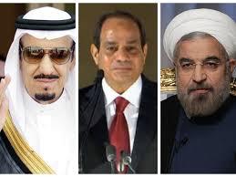"""السيسي يمارس """"كيد النسا"""" مع السعودية ويوفد وزيراً لزيارة إيران"""
