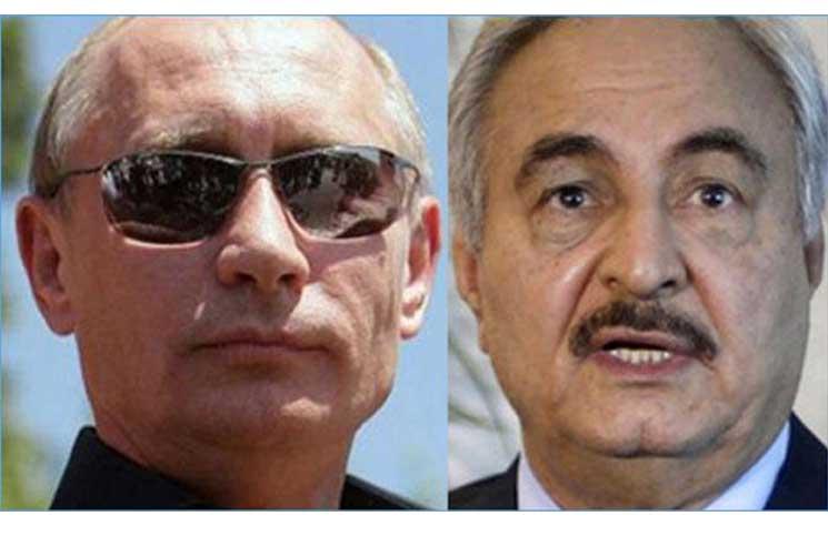 8f8e363ab9359 روسيا تبسط نفوذها على ليبيا بدعم من السيسي