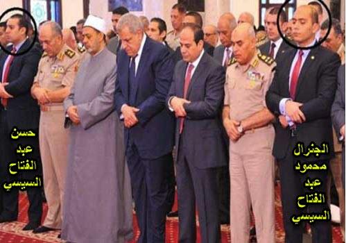 السيسي يدفع بابنه محمود نحو قيادة المخابرات العامة