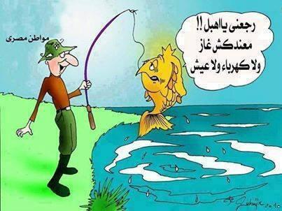 مواطن وسمكة