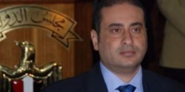 المستشار وائل شلبي كان محتجزا في هيئة الرقابة الإدارية التي يتحكم فيها نجل السيسي