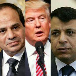 بشهادة نتنياهو وترامب: السيسي يبيع سيناء للخائن دحلان
