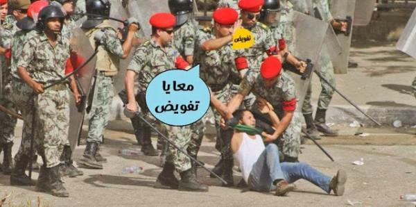 مصر دولة مسروقة من العسكر