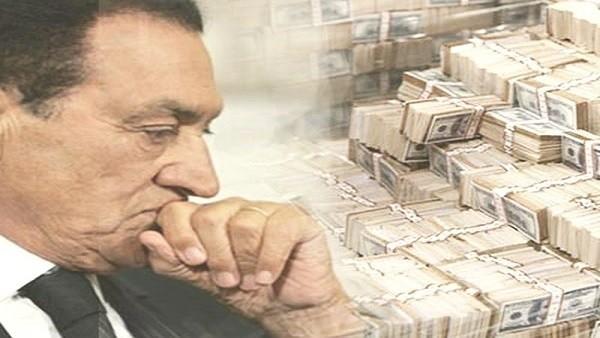 الاتحاد الأوروبى يصفع قضاء العسكر ويجدد تجميد أموال مبارك