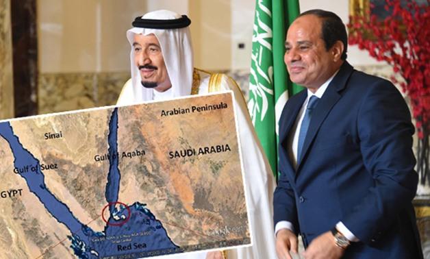 """السيسي يصدّق على بيع """"تيران وصنافير"""" للسعودية"""