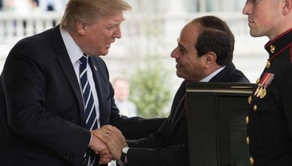 """السيسي يتعهد لواشنطن بتسليم جزيرتي """"تيران وصنافير"""" للسعودية"""