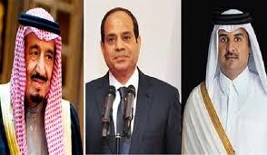 """""""الخليج الأعور"""" حالف إسرائيل وانقلب على مرسي وقاطع قطر"""