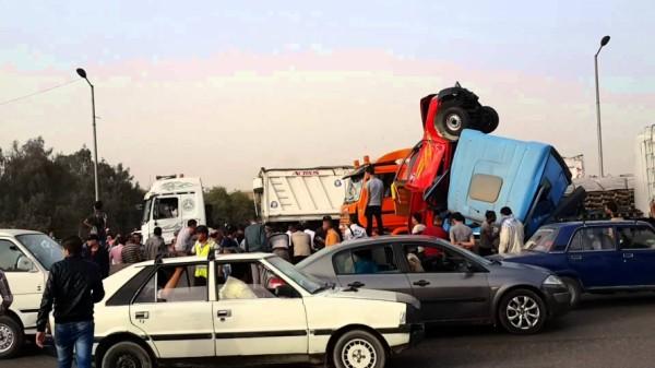 مصر الأولى عالميًّا في الحوادث