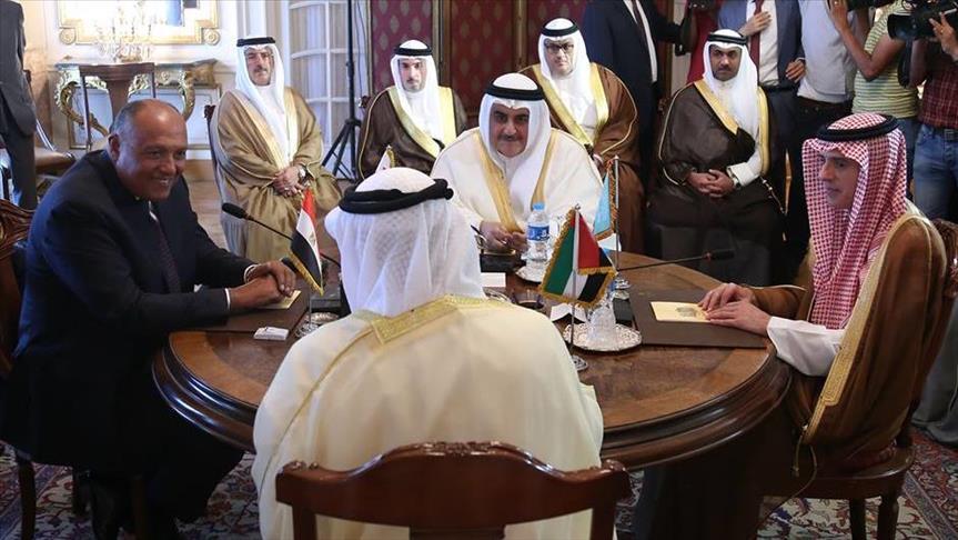 اجتماع دول المقاطعة بالقاهرة يفضي إلى تحذيرات دون خطوات تصعيدية ضد قطر