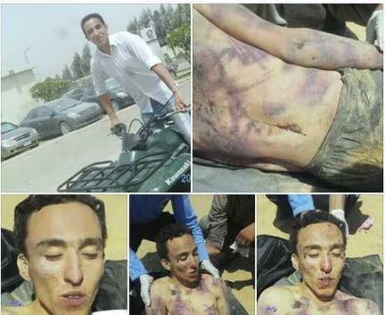 القتل تحت وطأة التعذيب في مصر