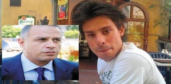 ريجيني وقاتله اللواء خالد شلبي