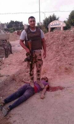 جرائم ميليشيا السيسي بحق اهالي سيناء