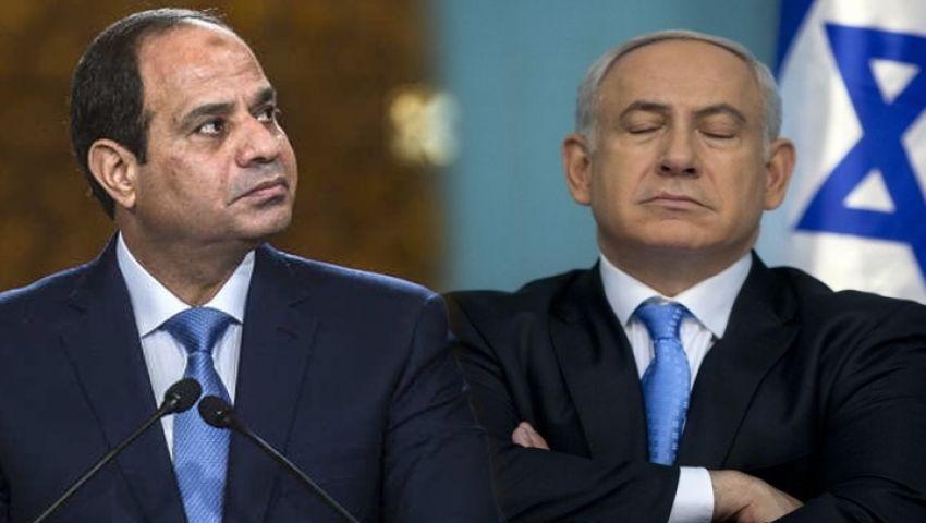 """العلاقات السرية بين إسرائيل ومصر""""كرجل متزوج يستمتع بعشيقته"""""""
