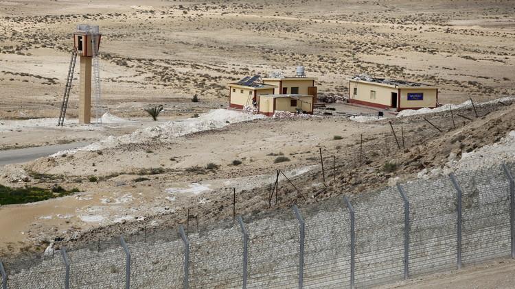مخطط صهيوني لبناء جدار تحت الأرض على حدود سيناء