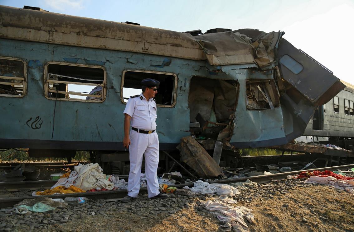 السكة الحديد تحولت هيئة لقتل المصريين على يد لواءات الجيش