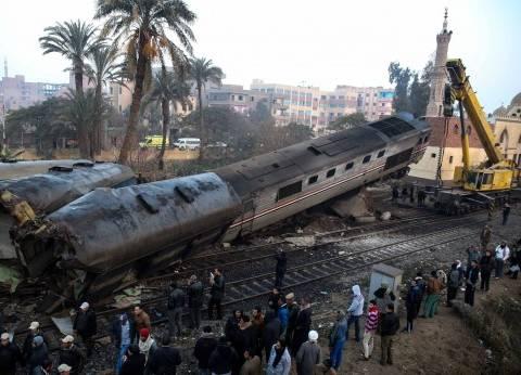 تكرار كوارث القطارات في ظل الانقلاب