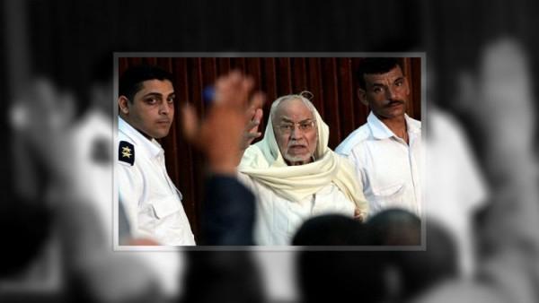 وفاة الأستاذ عاكف المرشد العام السابق للإخوان داخل سجون الانقلاب
