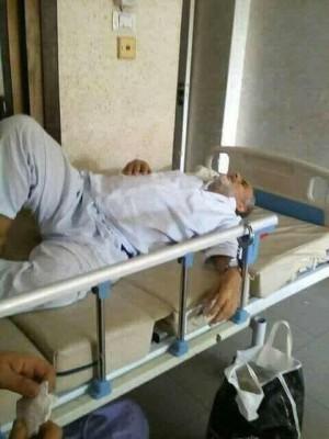"""المعتقل العربي أبو جلالة صعدت روحه إلى بارئها وهو مقيد بـ""""الكلابشات"""" في السرير"""