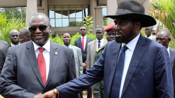 السيسى يرعى اتفاقية مخابراتية هشة لتوحيد متصارعي جنوب السودان