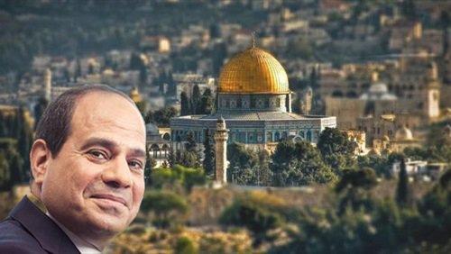 نيويورك تايمز: المكالمات تشير إلى قبول مصري بنقل واشنطن سفارتها إلى القدس