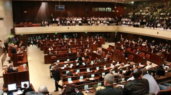 الكنيست يقر قانون صهيوني لإعدام الفلسطينيين
