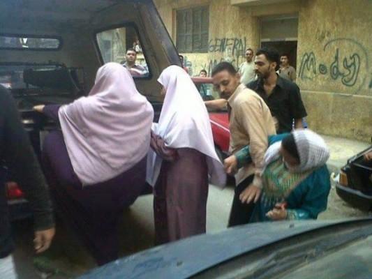 نساء مصر في عهد السيسي