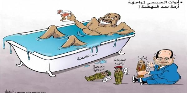 خفايا اتفاق السفيه مع إثيوبيا على حساب حصة مصر المائية