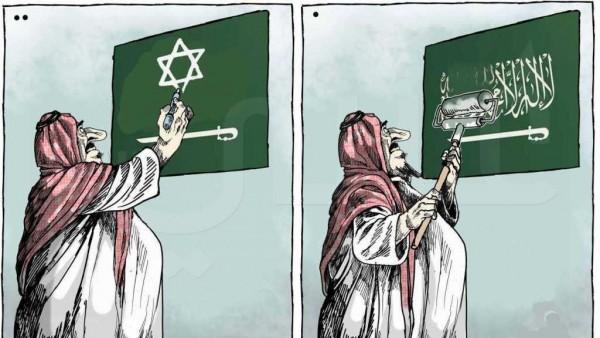 بنو سعود والتطبيع