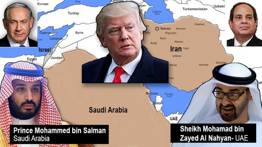 """السعودية في عهد ابن سلمان """"بقرة حلوب وشوال رز"""" لترامب والسيسي"""