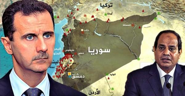 السيسي يسحب قواته العسكرية المتواجدة في سوريا