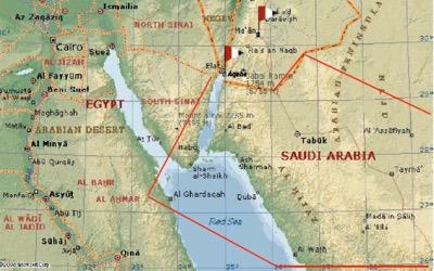 خريطة نيوم