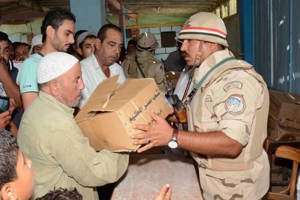 جيش السيسي يبتلع اقتصاد مصر