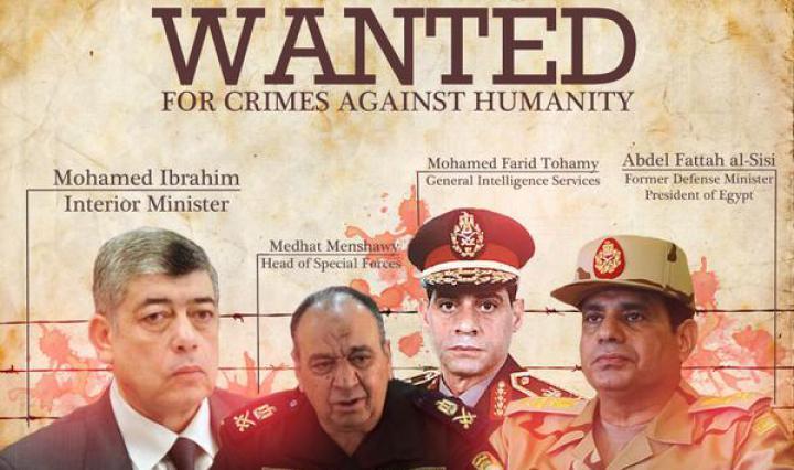 برلمان الانقلاب يحصن السيسي وجنرالاته من المساءلة عن جرائمهم