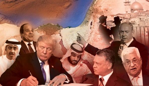 جيش السيسي يبني جدارًا عازلاً ضمن إطار صفقة القرن
