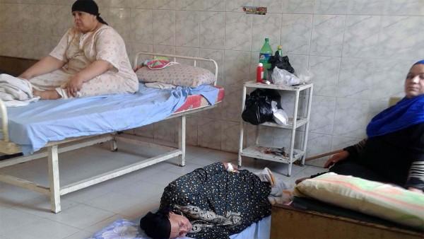 المستشفيات بمصر
