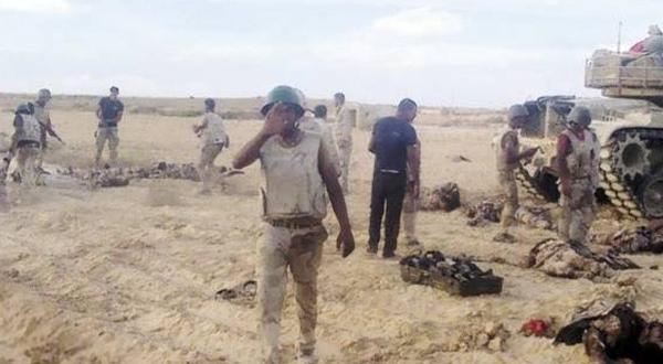 العسكر يغتال 18 سيناويا ويعتقل 129 آخرين