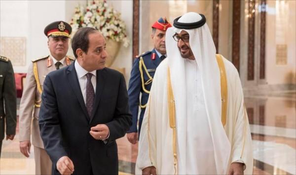 الانقلاب حوّل مصر لولاية تابعة لاتحاد الإمارات