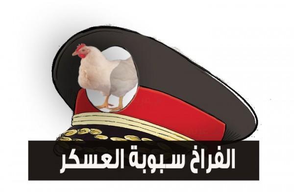 الفراخ سبوبة العسكر