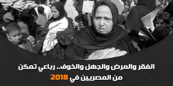 الفقر والمرض 2018