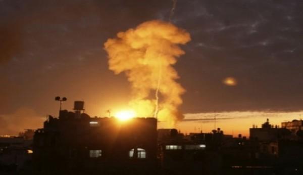 الطيران الصهيوني يجتاح رفح بخيانة جيش السيسي