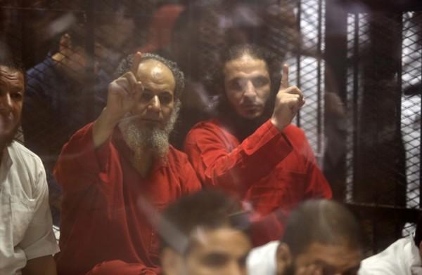 تنفيذ حكم الإعدام في 3 أبرياء بهزلية كرداسة