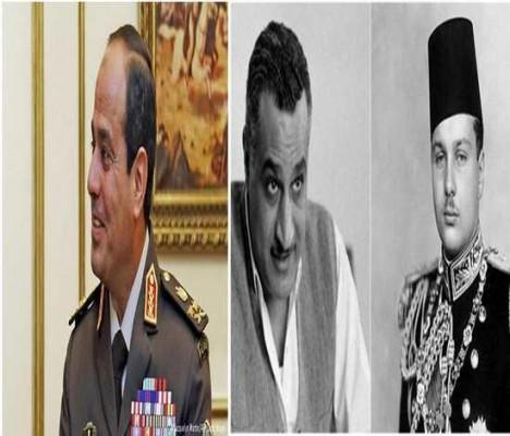 الملك فاروق رفض بيع سيناء والعسكر يهللون لصفقة القرن