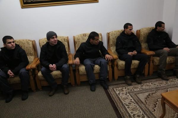 """بعد سنوات من الانكار إفراج مصر عن """"المختطفين الأربعة"""" وعودتهم إلى قطاع غزة"""