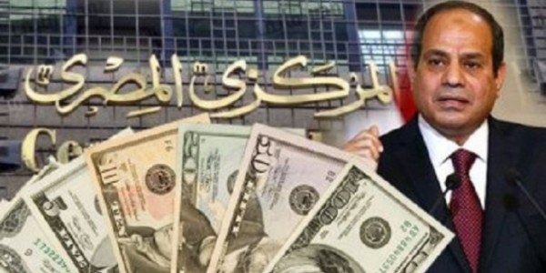 السيسي رفع الديون الداخلية والخارجية إلى 4.4 تريليون جنيه